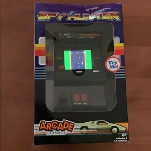 Arcade Classics - Spy Hunter Retro Mini Arcade Gam